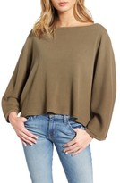 Current/Elliott Women's The Easy Crop Top