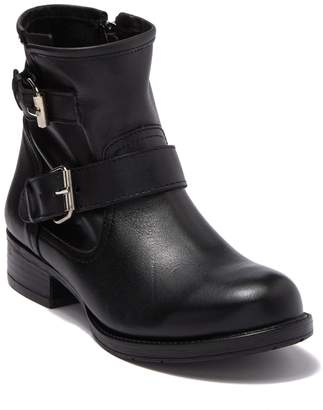 Zigi Girl Elicia Leather Side Buckle Boot