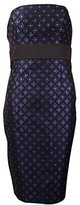 Plenty by Tracy Reese Dresses Women's Nadia Strapless Jacquard Dress