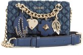 GUESS Stassie Mini Society Satchel