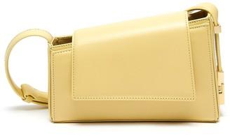 Osoi 'Mini Mag' asymmetric baguette shoulder bag