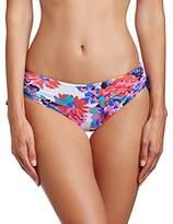 Moontide Women's Blossom Briefs Bikini Bottoms