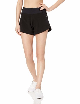 Jockey Women's Woven Run Short