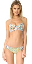Maaji Balcony Springs Bikini Top