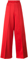 Golden Goose Deluxe Brand wide-leg track pants - women - Cotton/Polyamide/Viscose - M