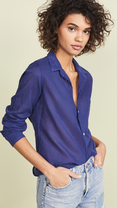 Frank And Eileen Barry Long Sleeve Button Down Shirt