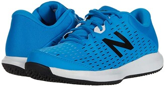 New Balance Clay Court 696v4 (Eclipse/Vision Blue) Men's Shoes