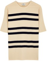 Acne Studios Keris Stretch Jersey Jumper
