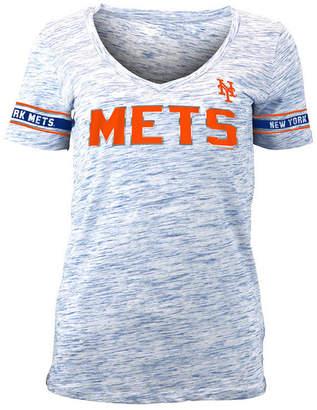 5th & Ocean Women New York Mets Space Dye T-Shirt