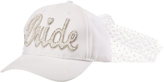 Betsey Johnson Women's Retro Bride Baseball Cap
