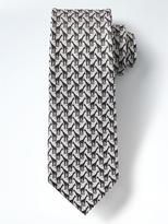 Banana Republic Giraffe Silk Nanotex® Tie