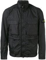 Stone Island Membrana jacket - men - Polyamide/Polyurethane Resin - M
