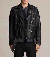 AllSaints Volt Leather Biker Jacket