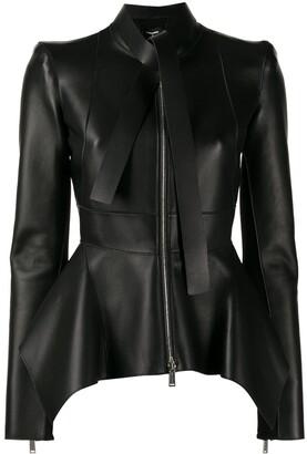 DSQUARED2 peplum waist jacket