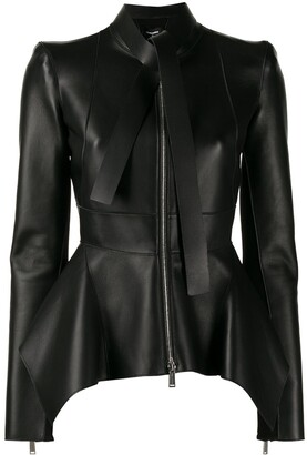 DSQUARED2 Peplum Waist Jacket