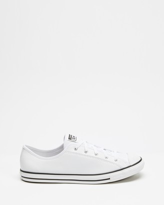 Converse Chuck Taylor All Star Dainty Basic Leather - Women's