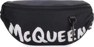 Alexander McQueen Harness Oversize Belt Bag