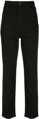 Alexander Wang High-Waisted Jeans