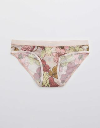 aerie Mesh Bikini Underwear