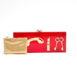 Charlotte Olympia Red Synthetic Clutch bags