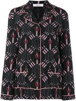 Valentino Love Blades pyjama top