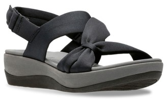 Clarks Cloudsteppers By Arla Primrose Wedge Sandal