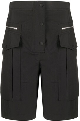 3.1 Phillip Lim Knee-Length Cargo Shorts