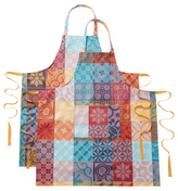 Garnier Thiebaut Mille Tiles Aprons (Set of 2)