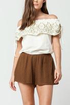 O'Neill Chloe Dashshund Shorts