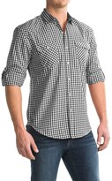 Br.Uno Gingham Button-Up Shirt - Long Sleeve (For Men)