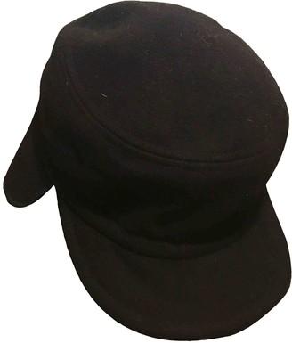See by Chloe Blue Wool Hats