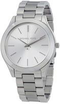 Michael Kors Runway Silver Dial Ladies Watch