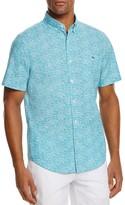 Vineyard Vines Waves Geo Tucker Slim Fit Button-Down Shirt