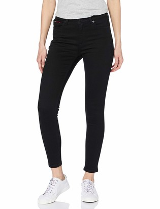 Tommy Jeans Women's MID RISE SKINNY NORA FRSBK Straight Jeans