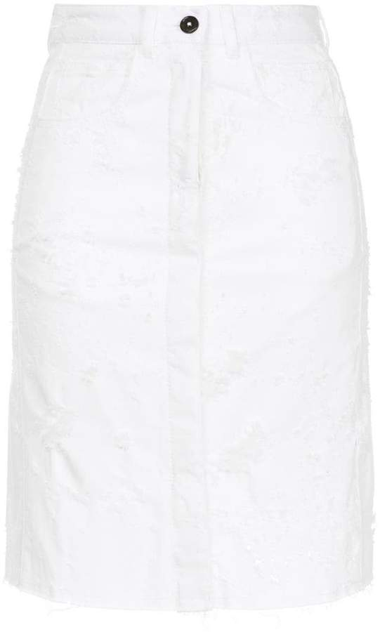 Ann Demeulemeester Norwood skirt