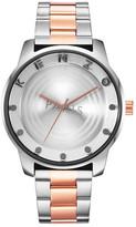 Kenzo Women's 7 Point Two-Tone Bracelet Watch