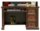Beachcrest Home Marhill Desk Finish: Chocolate