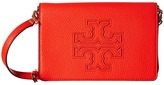 Tory Burch Harper Flat Wallet Crossbody Toiletries Case