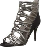 Nine West Women's Yolo Satin Heeled Sandal