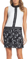 Maggy London Lace Shift Dress (Petite)