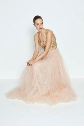 Coast Jewelled Bodice Maxi Dress