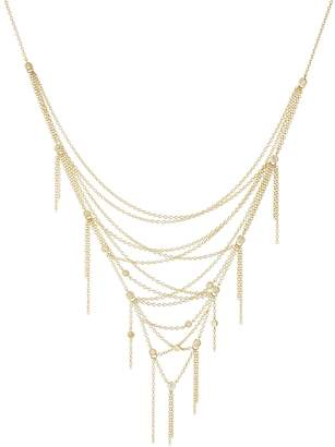 H.Stern Yellow Gold and Diamond Silk by Necklace