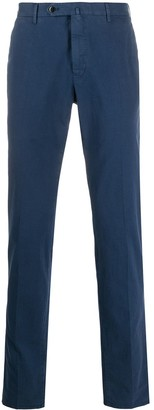 Pt01 High-Waisted Chinos