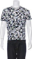 Lanvin Dotted Short Sleeve T-Shirt