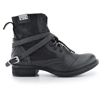 Bunker Koly Leather Ankle Boots