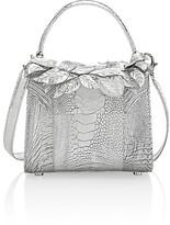 Thumbnail for your product : Nancy Gonzalez Lily Ostritch & Elaphe Top Handle Bag