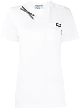Prada Bow T-shirt