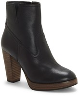 Lucky Brand Quintei Stack Heel Boot