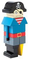 Toddler Manhattan Toy Arrgh! The Pirate Magnetic Blocks