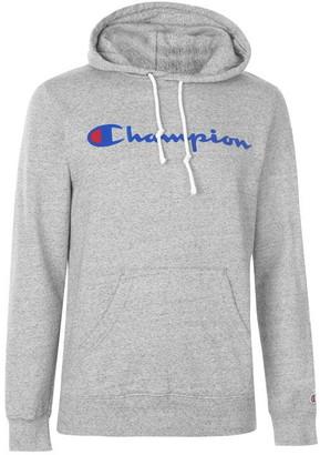 Champion Basic Logo Hoodie
